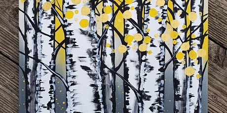 Gallery Birch in Gray and Gold - $45 tickets