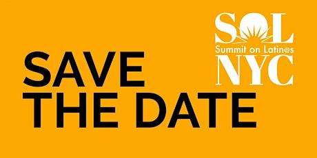 2020 Summit on Latin@s-New York City (SOL-NYC) tickets