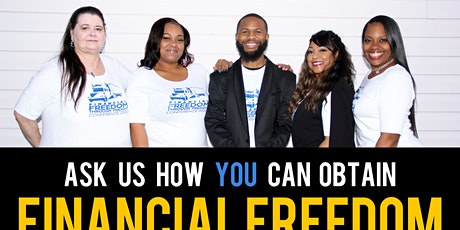 Financial Freedom Through Freight Conference 2020 tickets