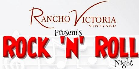 Rock 'N' Roll in the Vineyards tickets