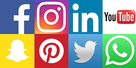 WEBINAR: Social Media Overview for RE Agents - YCRE Marketing Team tickets