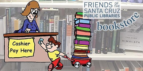 Friends of the Santa Cruz Public Library (FSCPL) BOOKSTORE! tickets