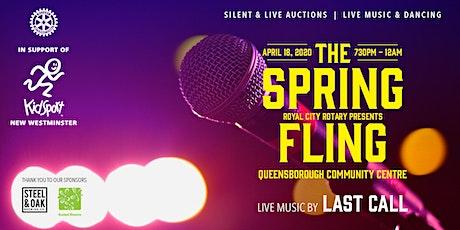 Spring Fling 2020 tickets