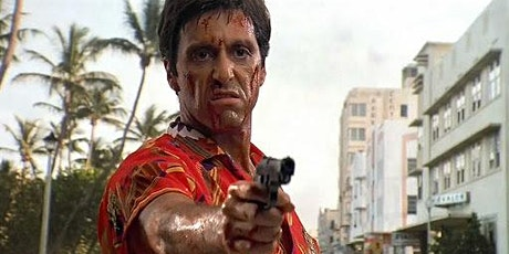 35mm screening of Brian De Palma's & Al Pacino's SCARFACE tickets
