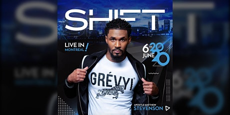 SHIFT MONTREAL tickets