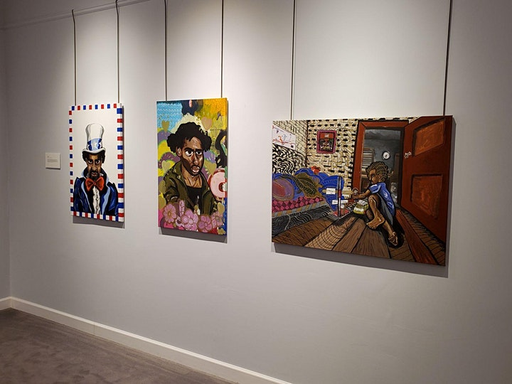 Art on Sedgwick Exhibit at Madron Gallery -- week 4 image