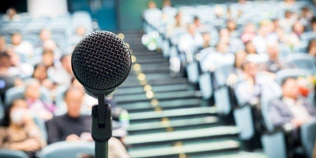 """How to Become a Potent Public Speaker and How You Can Use Public Speaking to Rock It In Business""  tickets"