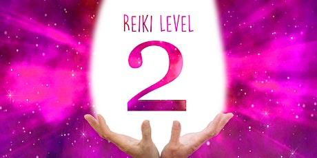 Reiki 2 tickets