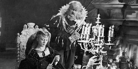35mm movie palace screening of Jean Cocteu's classic  BEAUTY & THE BEAST tickets