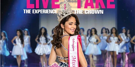 Miss Cover Girl 2021 Pageant tickets