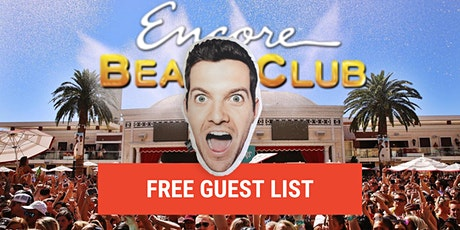 DILLON FRANCIS PERFORMING LIVE AT ENCORE BEACH CLUB - FREE GUEST LIST!!! boletos