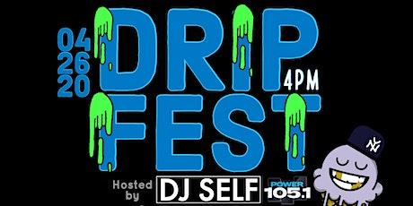 DRIP FEST NYC tickets
