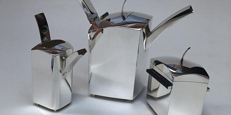 Introduction to Silversmithing - with master silversmith Wayne Guest tickets