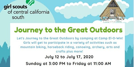 Journey to the Great Outdoors  tickets