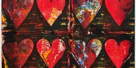 Easter Holiday Workshop : The Art of Jim Dine tickets