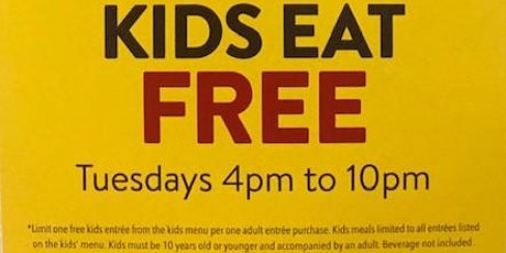 Kids Eat Free tickets