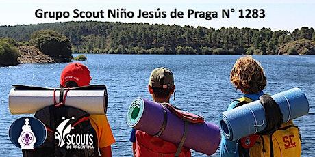 Pre-Inscripción Grupo Scout Niño Jesús de Praga N° 1283 - La Calera entradas