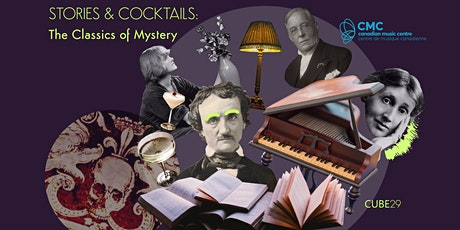 STORIES & COCKTAILS: The Classics of Mystery tickets