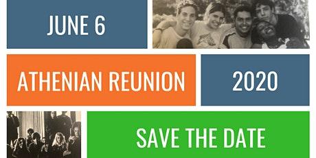 Reunion 2020 tickets