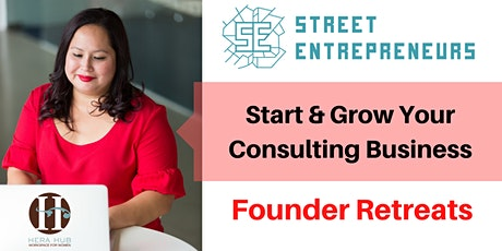Founder Retreats for Consulting Businesses @HeraHub tickets