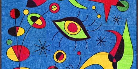 Easter Holiday Workshop : The Art of Joan Miro tickets