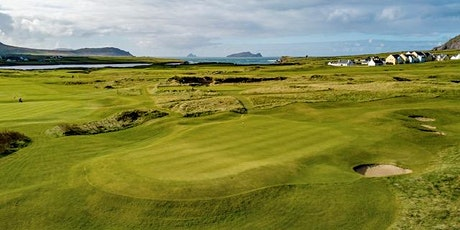 Golf Classic on the Ceann Sibéal Dingle Links course for St James' Dingle tickets