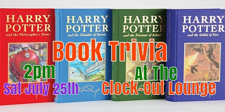 Harry Potter Books Trivia: 1-4 tickets