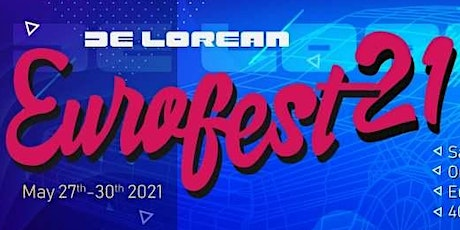 DeLorean Eurofest 2021 tickets