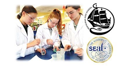 Trafalgar High School SEALp Intake Testing tickets