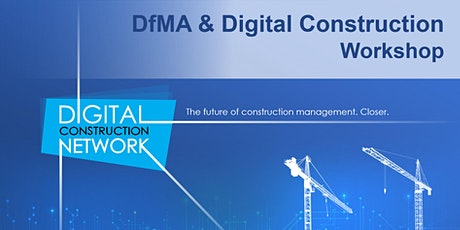 DfMA and Digital Construction Webinar tickets