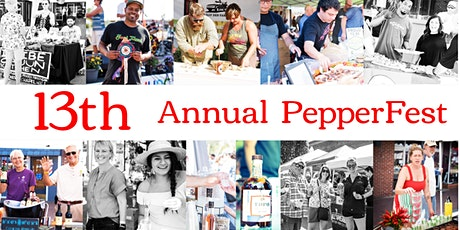 13th Annual Pittsboro PepperFest tickets