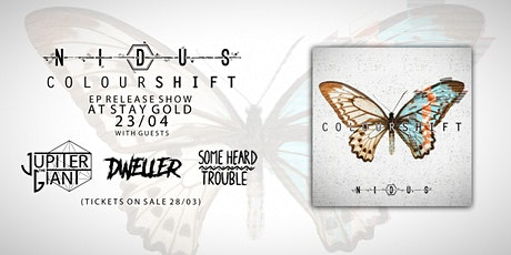 NIDUS – Colourshift EP Launch tickets
