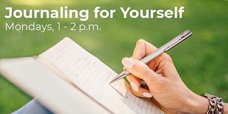 Journaling for YourSelf tickets