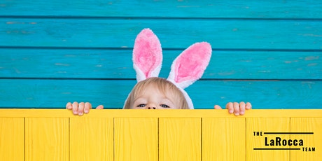 Free Pictures with the Easter Bunny, Egg Hunt and More! tickets