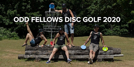 4th Annual Charity Odd Fellows Disc Golf Jamboree September 12 200 tickets