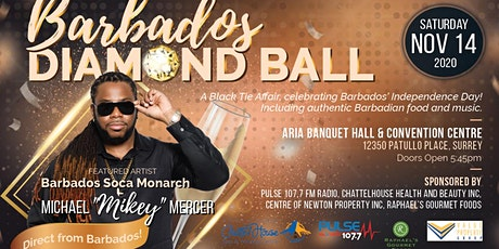 Barbados Diamond Ball 2020 tickets