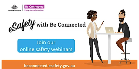 BeConnected Webinar - Staying safe on Facebook tickets