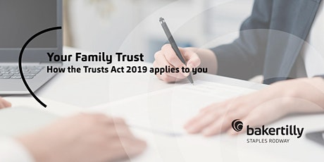 Your Family Trust tickets