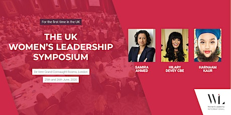 The UK Women's Leadership Symposium tickets