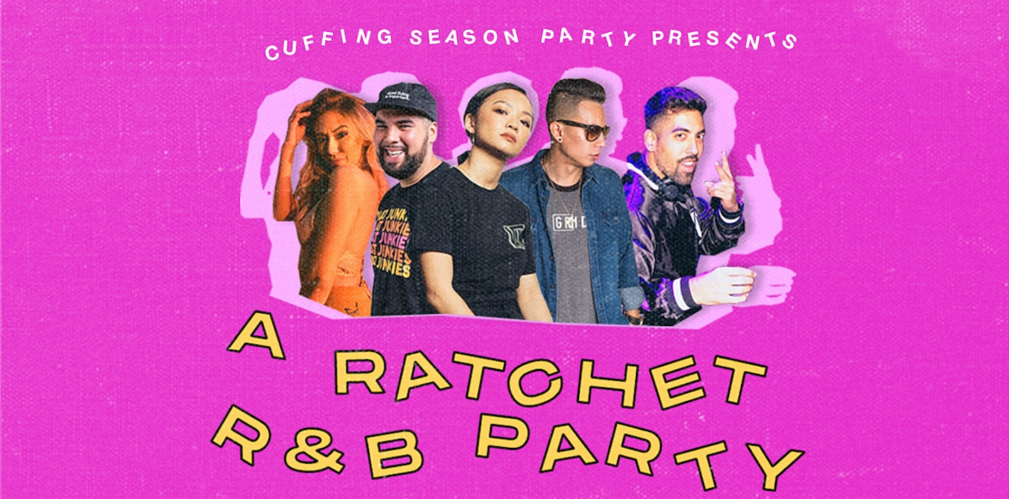 Postponed // A Ratchet R&B Party