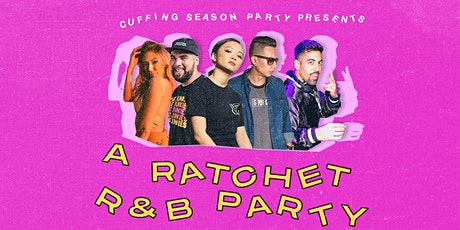 Postponed // A Ratchet R&B Party tickets