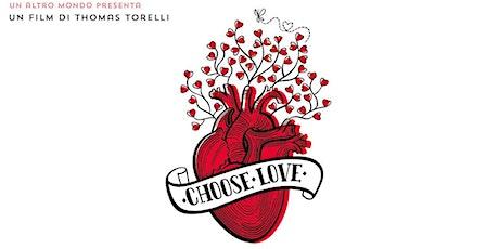 Choose Love - Encore Screening - Moday 30th March - Wellington tickets