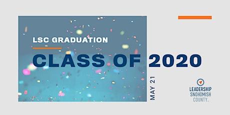 LSC Graduation 2020 tickets