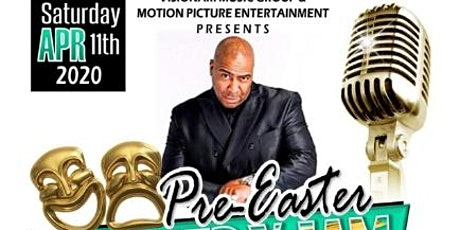 THE 2020 PRE-EASTER COMEDY JAM W CAPONE THE GANGSTA OF COMEDY tickets