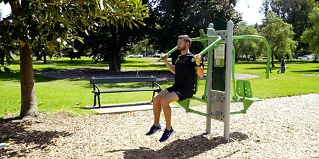 Gym Sessions in the Park with Pushing Performance tickets