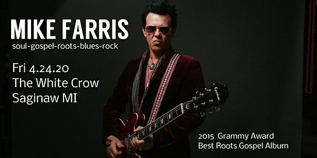 MIKE FARRIS LIVE at the CROW tickets