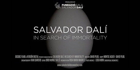 Salvador Dali: In Search Of Immortality - Encore - 31st  Mar - Wellington tickets