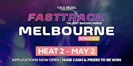 Fast Track Talent – Melbourne Singing 2020: HEAT 2 tickets