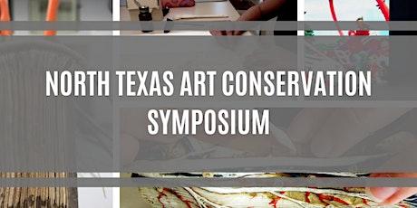 POSTPONED - North Texas Art Conservation Symposium tickets