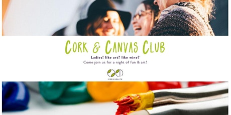 The Cork and Canvas club tickets